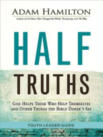 Half Truths Youth Leader Guide