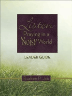 Listen Leader Guide