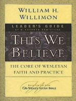 This We Believe Leader's Guide