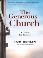 The Generous Church