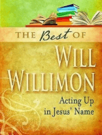 The Best of Will Willimon