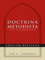 Doctrina Metodista: Los fundamentos
