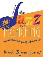 The Jazz of Preaching