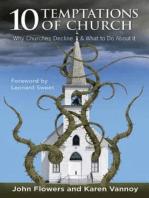 10 Temptations of Church