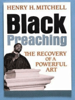 Black Preaching