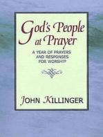 God's People at Prayer