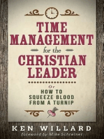 Time Management for the Christian Leader