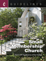 Guidelines Small Membership Church