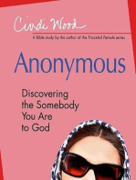 Anonymous - Women's Bible Study Participant Book