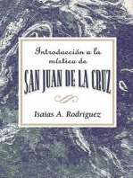 Introducción a la mística de San Juan de la Cruz AETH: An Introduction to the Mysticism of St. John of the Cross AETH (Spanish)