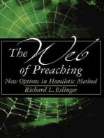 The Web of Preaching