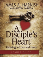 A Disciple's Heart Leader Guide with Downloadable Toolkit