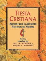 Fiesta Cristiana, Recursos para la Adoracin