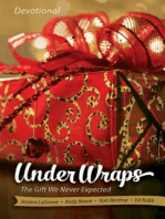 Under Wraps Devotional