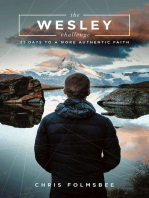 The Wesley Challenge Participant Book