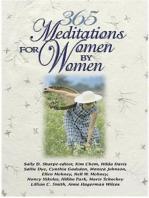 365 Meditations for Women by Women