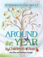 Around the Year in Children's Church