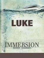 Immersion Bible Studies