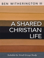A Shared Christian Life