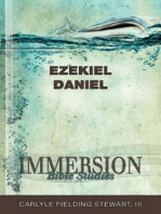 Immersion Bible Studies