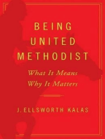 Being United Methodist