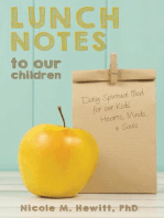 Lunch Notes to Our Children