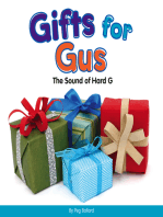 Gifts for Gus