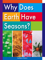 Why Does Earth Have Seasons?