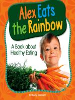 Alex Eats the Rainbow