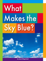 What Makes the Sky Blue?