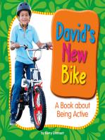 David's New Bike