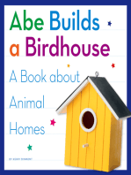 Abe Builds a Birdhouse