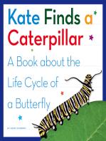 Kate Finds a Caterpillar