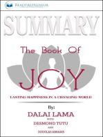 Summary of The Book of Joy