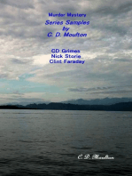 Murder Mystery Series Samples by C. D. Moulton