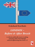 London - Before & After Brexit