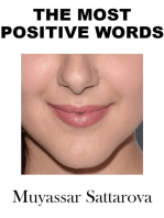 The Most Positive Words
