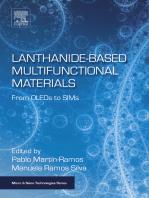 Lanthanide-Based Multifunctional Materials