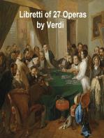Libretti di opere di Verdi