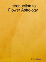 Introduction to Flower Astrology