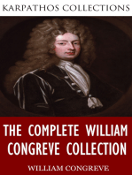 The Complete William Congreve Collection