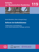 Reform im Katholizismus