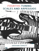 Fourths Tuning Scales and Arpeggios