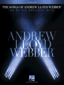 The Songs of Andrew Lloyd Webber: Violin