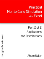 Practical Monte Carlo Simulation with Excel - Part 2 of 2
