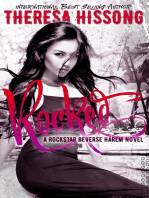Rocked (A Rockstar Reverse Harem Novel)