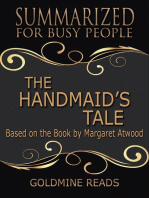 The Handmaid's Tale - Summarized for Busy People
