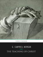 The Teaching of Christ