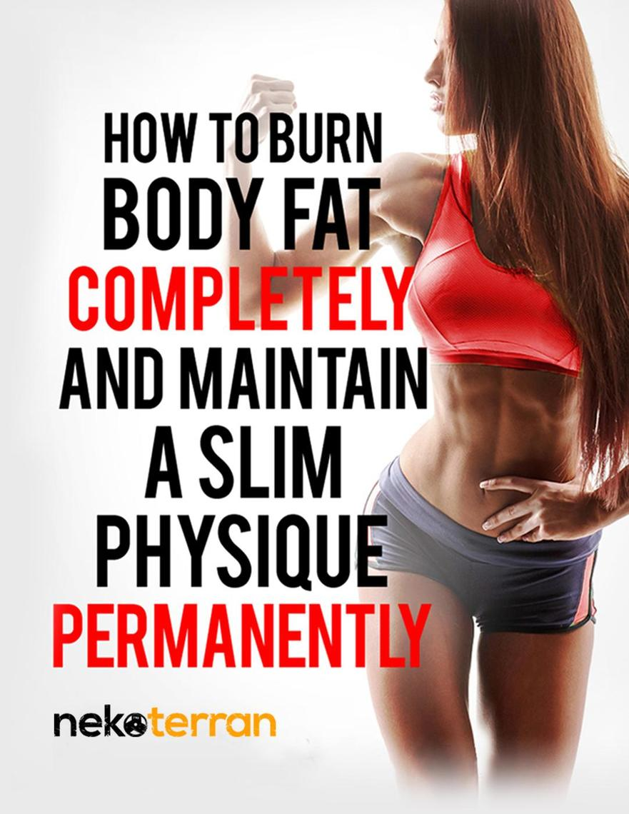 how to burn fat in body