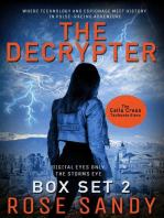The Calla Cress Techno Thriller Series Box Set